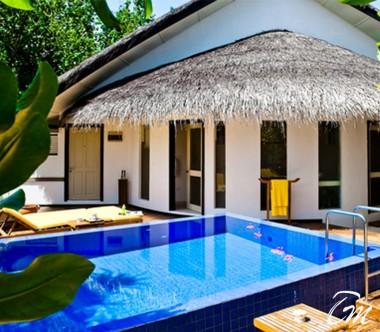 Angsana Velavaru Maldives Angsana Villa