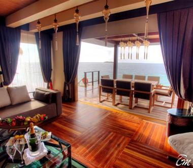 Ayada Maldives Royal Ocean Suite with Pool View