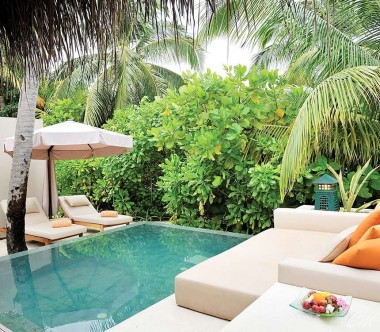 Ayada Maldives villas Beach Villa Pool