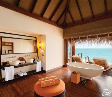 Ayada Maldives Ocean Villa With Pool Interior