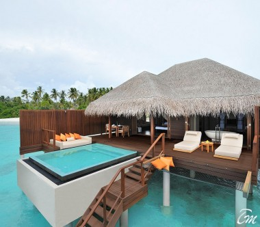 Ayada Maldives Ocean Villa With Pool View
