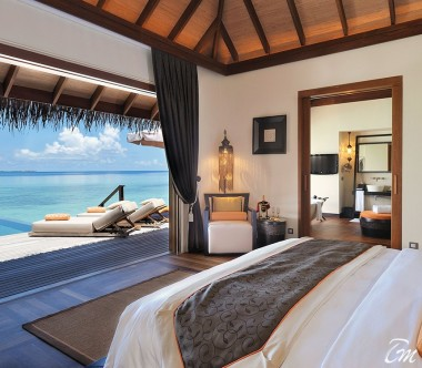 Ayada Maldives Sunset Ocean Suite With Pool Interior