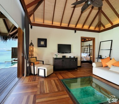 Ayada Maldives Sunset Ocean Suite With Pool View