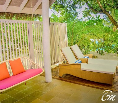 Amaya Kuda Rah Maldives Beach Villa with pool