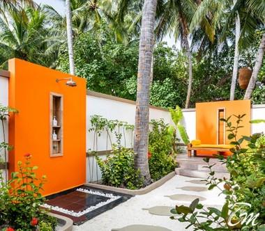 Angsana Velavaru Maldives Infinity Beachfront Pool Villa
