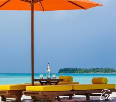 Angsana Velavaru Maldives Beachfront Romance Villa