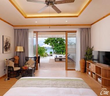 Brennia Kottefaru Maldives Beach Villa Interior