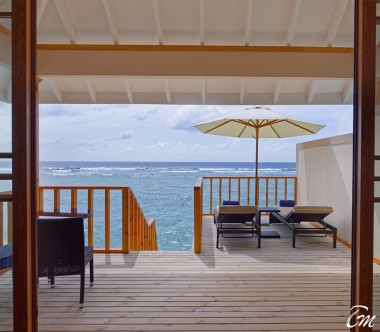 Brennia Kottefaru Maldives Water Bedroom Deck View