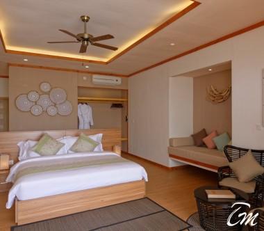 Brennia Kottefaru Maldives Family Beach Villa Interior