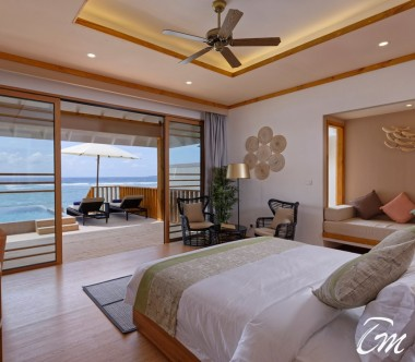 Brennia Kottefaru Maldives Water Residence Suite