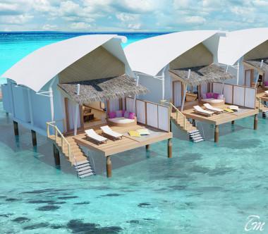 Cinnamon Hakuraa Huraa Maldives Water Bungalow
