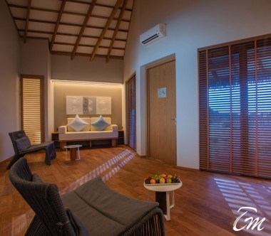 Cinnamon Velifushi Maldives Water Suite With Pool Living Area