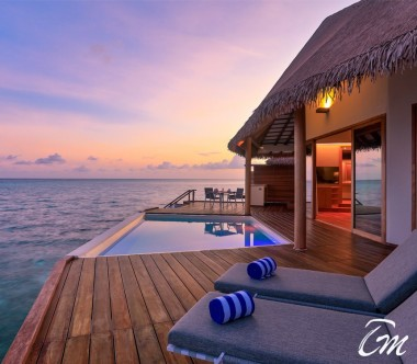 Cinnamon Velifushi Maldives Water Suite With Pool Deck