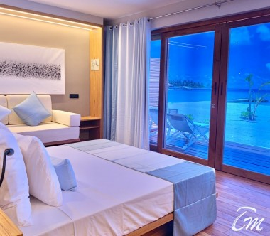 Cinnamon Velifushi Maldives Luxury Beach Bunglaw - Ocean Face