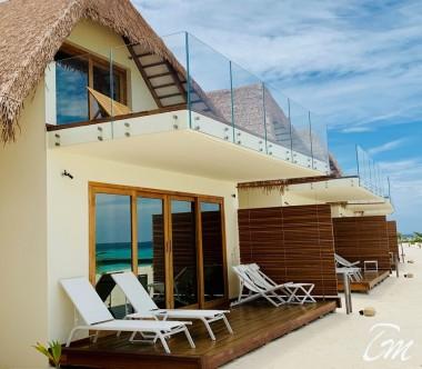 Cinnamon Velifushi Maldives Beach Bungalow Exterior