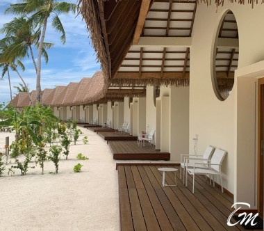 Cinnamon Velifushi Maldives Superior Beach Loft  Exterior