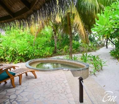 Coco Palm Dhuni Kolhu Maldives Deluxe Villa Pool