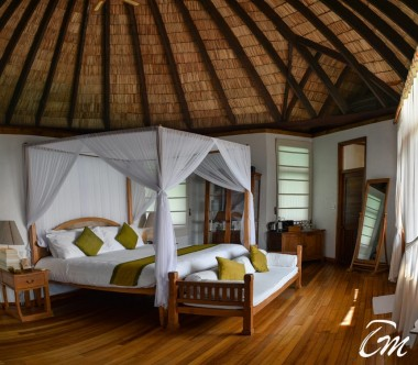 Coco Palm Dhuni Kolhu Maldives Lagoon Villa Bedroom