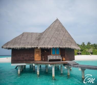 Coco Palm Dhuni Kolhu Maldives Lagoon Villa Exterior