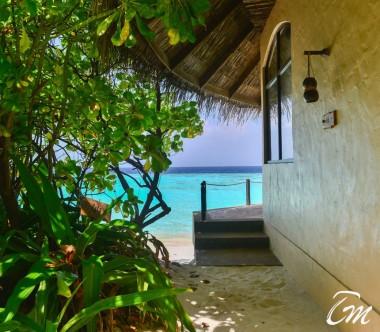 Coco Palm Dhuni Kolhu Maldives Ocean Front Villa Exterior