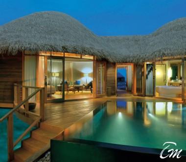 Constance Halaveli Maldives Water Villas Exterior