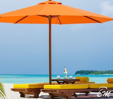 Angsana Velavaru Maldives Deluxe Beachfront Pool Villa