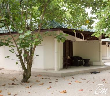 Embudu Village Maldives Resort Superior Beach Bungalow