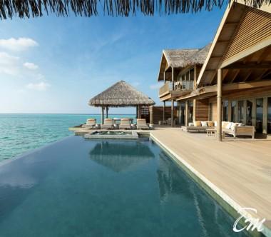 The Residence - Luxury Villa pool View - Vakkaru Maldives
