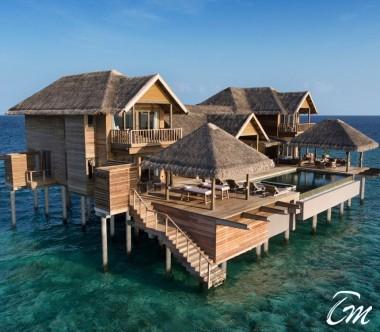 Luxury Villa The Residence - Vakkaru Maldives