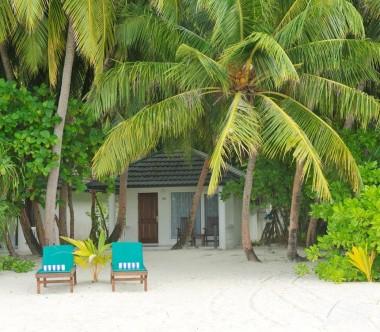 Holiday Island Resort And Spa Maldives Superior Beach Bungalows Exterior