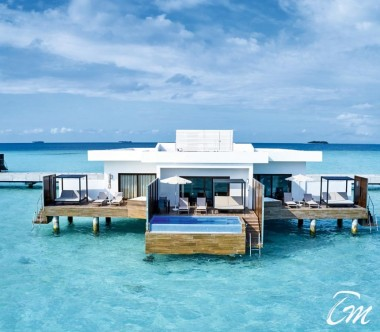 Hotel  RIU palace maldives - Overwater Suite with private pool