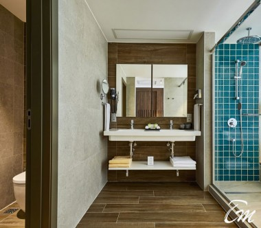 Hotel Riu Palace Maldivas Junior Suite Bathroom
