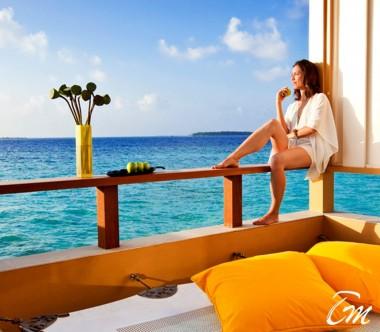 Angsana Velavaru Maldives InOcean Sanctuary Pool Villa