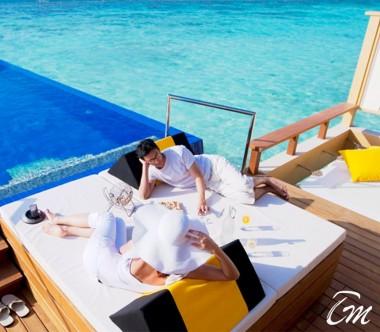 Angsana Velavaru Maldives InOcean Sunrise Pool Villa