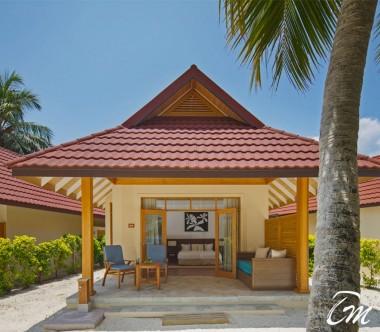 Kurumba Maldives Beachfront Deluxe Bungalow  Exterior