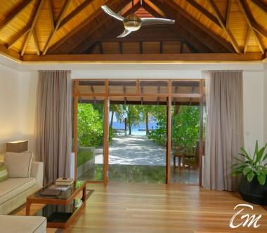 Kurumba Maldives Beach Villa with Jacuzzi  Interior