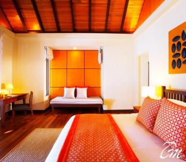 Kurumba Maldives Deluxe Bungalow Bedroom