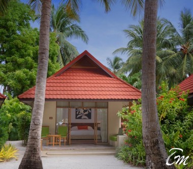 Kurumba Maldives Deluxe Bungalow Exterior
