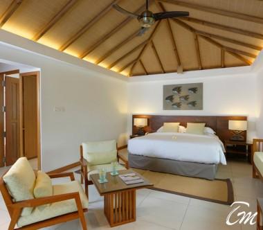 Kurumba Maldives Deluxe Bungalow Interior