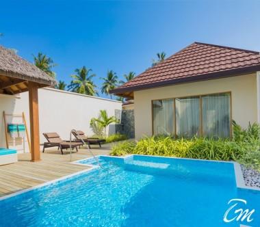 Kurumba Maldives Deluxe Pool Villa Pool