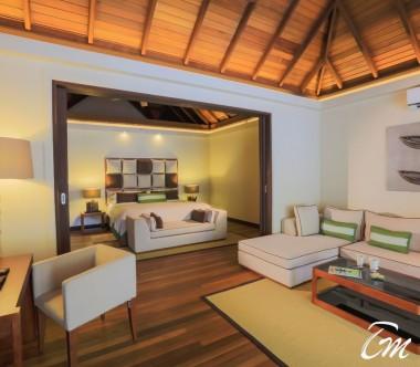Kurumba Maldives Deluxe Pool Villa Interior