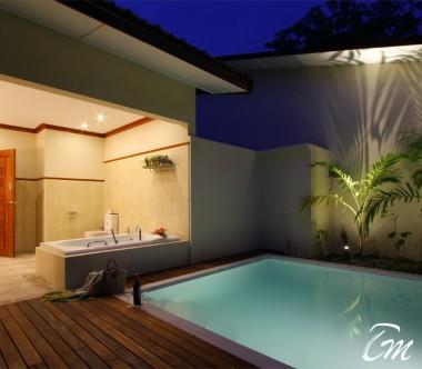 Kurumba Maldives Garden Pool Villa Bathroom