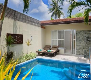 Kurumba Maldives Garden Pool Villa Exterior