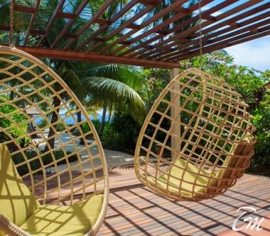 Kurumba Maldives Presidential Pool Villa Deck