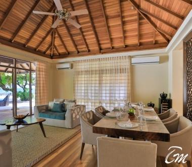 Kurumba Maldives Royal Kurumba Residence Dining Lounge