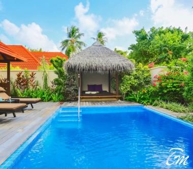 Kurumba Maldives Royal Kurumba Residence  Pool