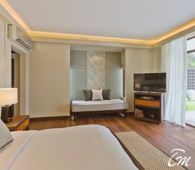Kurumba Maldives Superior Room Bedroom