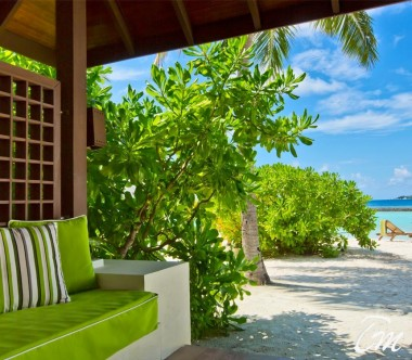 Kurumba Maldives Superior Room Patio