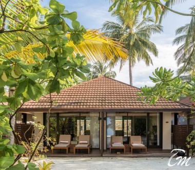 Luxury Beach Family Villas  - Lily Beach Resort and Spa at Huvahendhoo