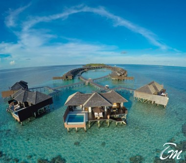 Luxury Sunset Water Suite - Lily Beach Resort and Spa Maldives